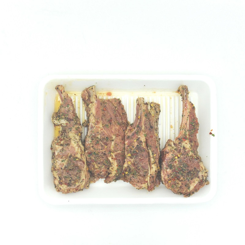 MARINATED LAMB CHOPS (HALAL)