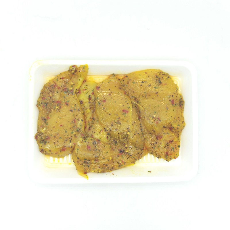 MARINATED-CHICKEN BREAST BONELESS (HALAL, FRESH)