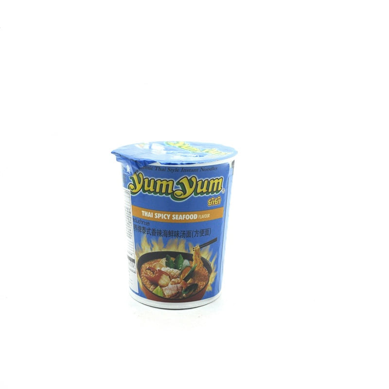 YUMYUM-THAI SPICY SEAFOOD CUP NOODLES (HALAL)