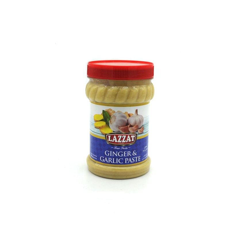 LAZZAT-GINGER & GARLIC PASTE