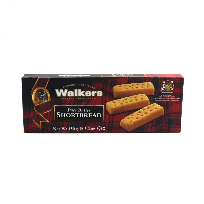 WALKERS-PURE BUTTER SHORTBREAD COOKIES