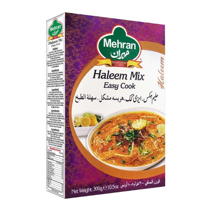 MEHRAN-EASY COOK HALEEM MIX