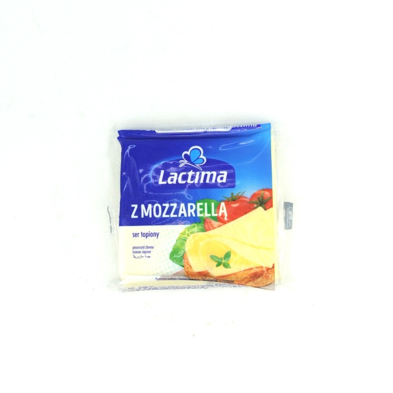 LACTIMA-Z MOZZARELLA CHEESE SLICES