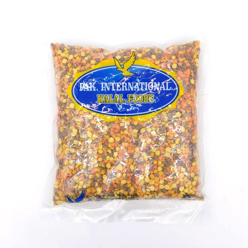 PAK INTERNATIONAL MIXED LENTILS