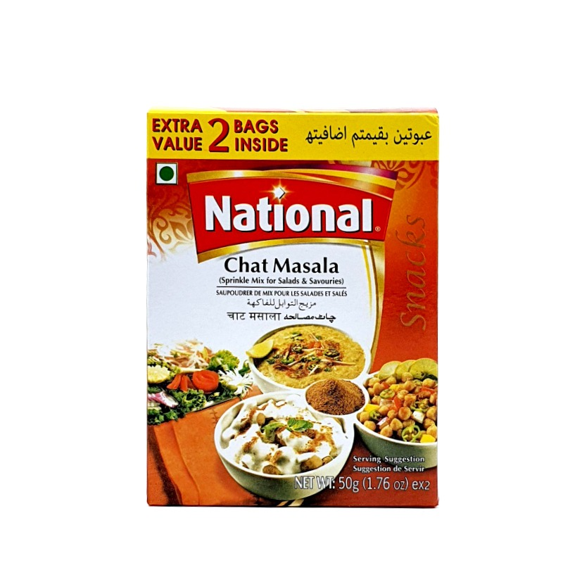 NATIONAL-CHAT MASALA