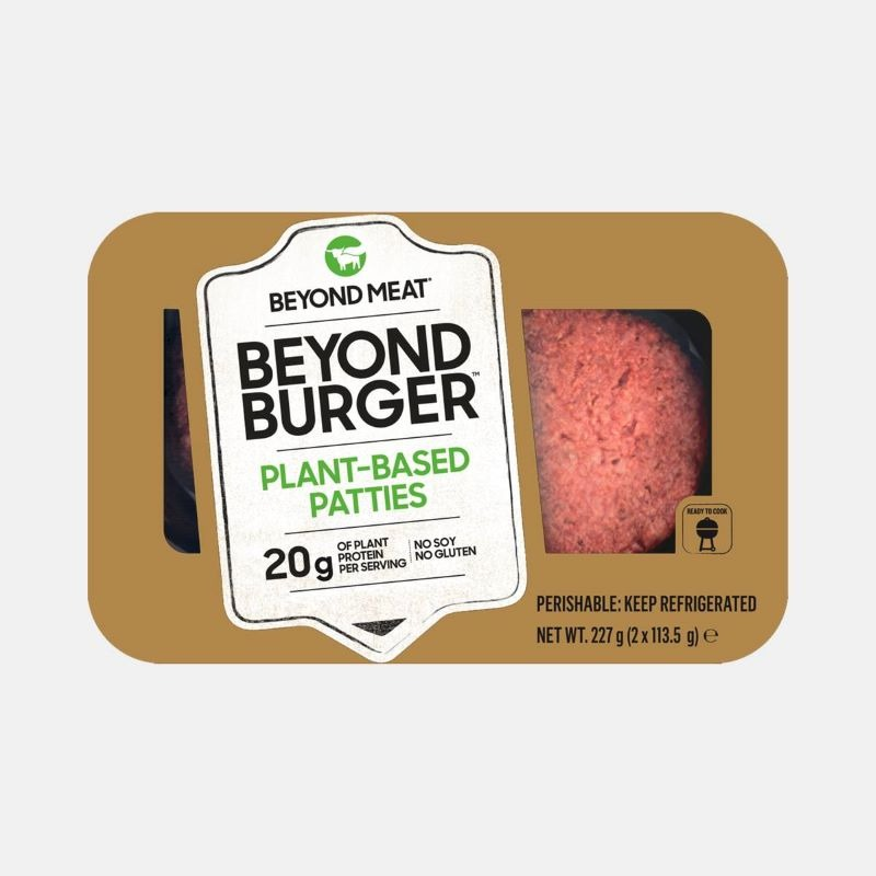 BEYOND MEAT-BEYOND BURGER PLANT PATTIES