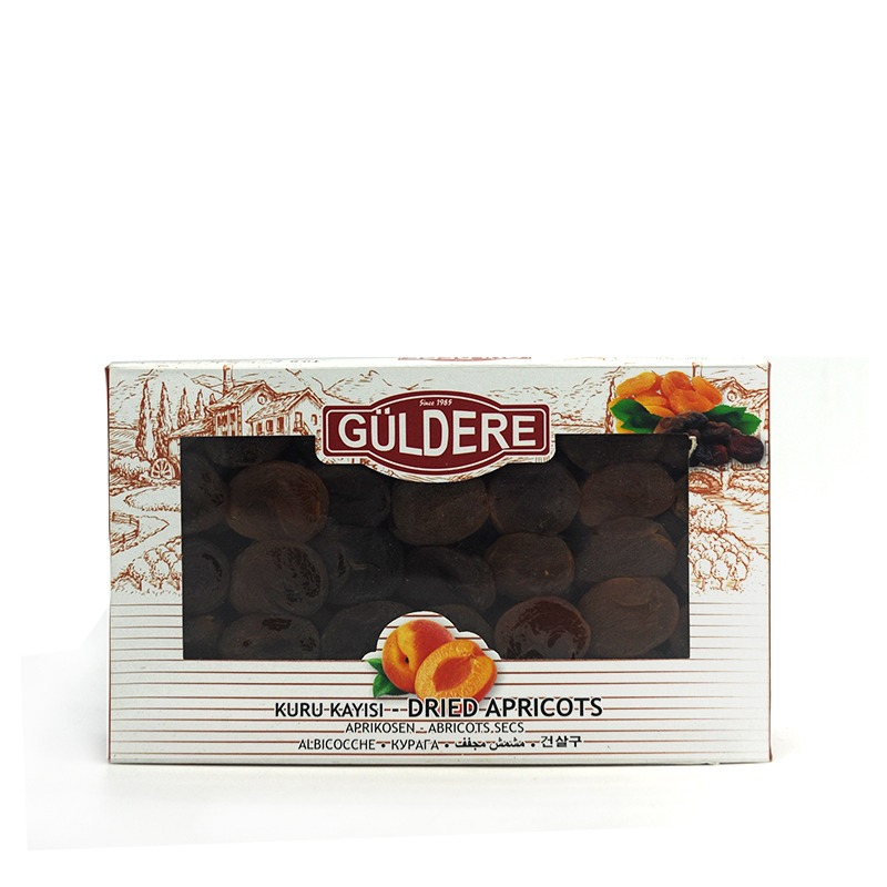 GULDERE-DRIED APRICOTS