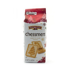 PEPPERIDGE-CHESSMEN COOKIES