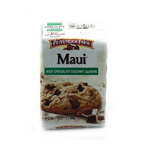 PEPPERIDGE-MAUI COOKIE