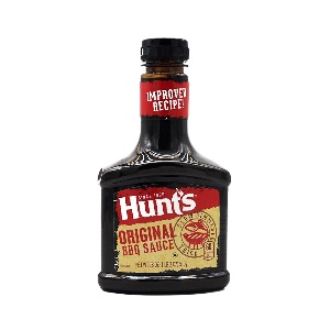 HUNTS-ORIGINAL BBQ SAUCE