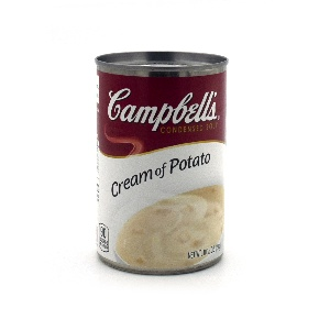 CAMPBELL-CREAM OF POTATO 298G