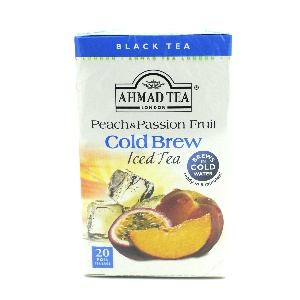 AHMAD- PEACH ICED TEA