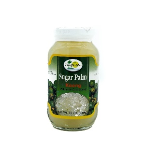 PACIFIC-SUGAR PALM WHITE 340G