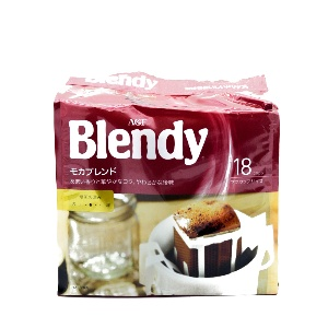 AGF-BLENDY COFFEE MOCHA 126G