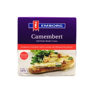 EMBORG-CAMEMBERT CHEESE
