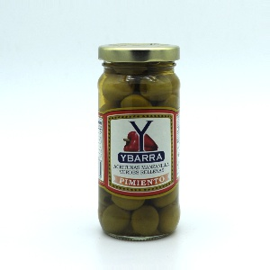 YBARRA-PIMIENTO OLIVES DEC.