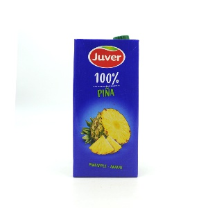 JUVER-100% PINEAPPLE JUICE