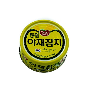 DONGWON- VEGETABLE TUNA
