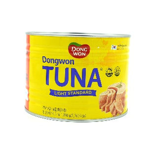 DONGWON - HOT PEPER TUNA