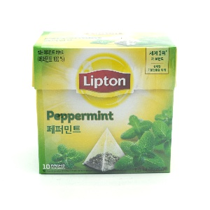 LIPTON-PEPPERMINT TEA
