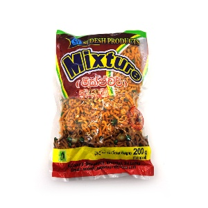 SUDESH-MIXTURE SNACKS 200G