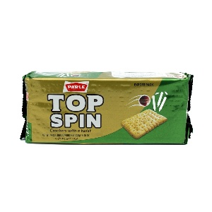 PARLE-TOP SPIN CRACKERS