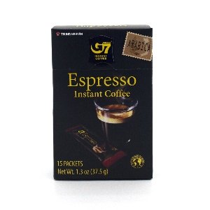 G7-EXPRESSO COFFEE 37.5G