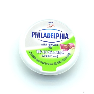 PHILADELPHIA-CHEESE(GARLIC)
